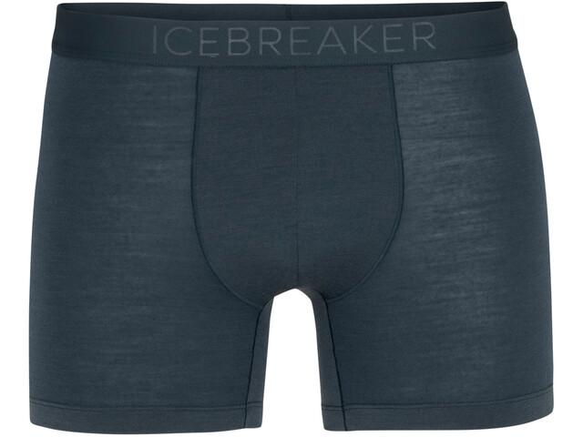 Icebreaker Anatomica Cool-Lite Boxer Homme, serene blue